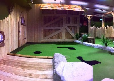 Finn's Escape Mini Golf 6