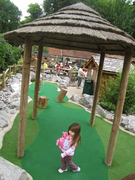 Golf Hole 2