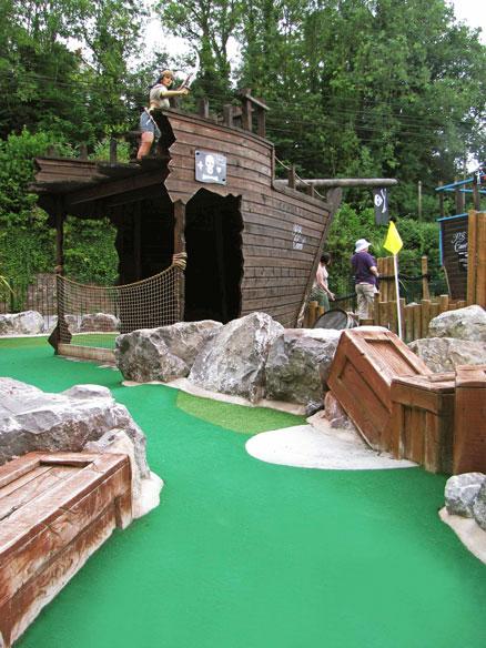 Golf Hole 3