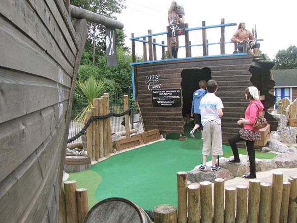 Golf Hole 5