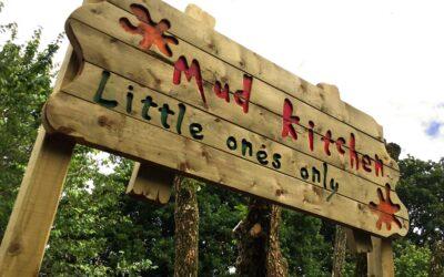 Swansea Community Farm – Mud Kitchen