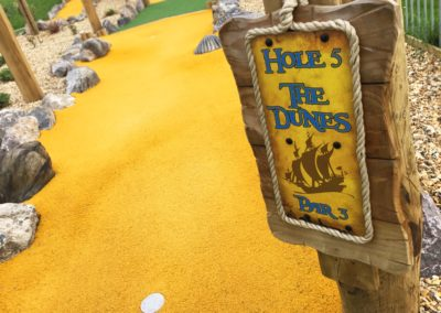 Pirate Mini Golf 6