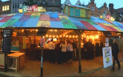 Mellors Group – Pop Up Summer Bar – Nottingham